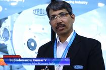 Subrahmanya Kumar V talks to Manufacturing Today at IMTEX