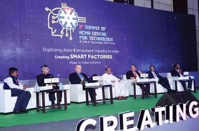 Creating Smart Factories