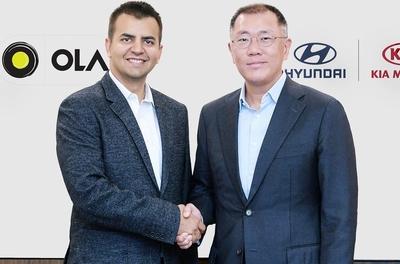 Hyundai and Kia invest $300mn in Ola