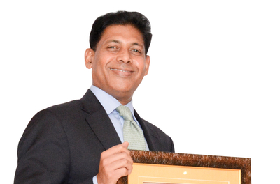 Hall of Fame – Pratyush Kumar, President, Boeing India; VP, Boeing International