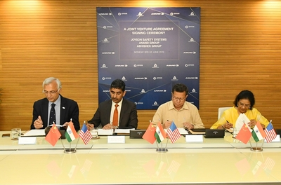 ANAND announces a joint venture with Joyson Safety Systems