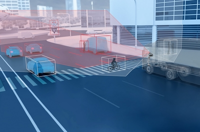 ZF develops dual lens camera for commercial vehicles; launches in 2020 with integrated ADAS technologies