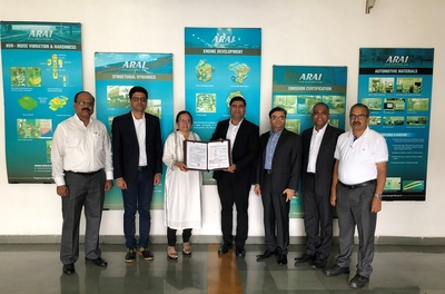 BharatBenz receives its first BS-VI certificate