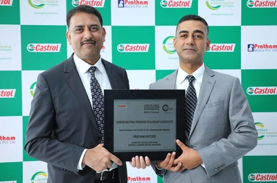 Castrol India unveils carbon neutral sustainability solutions for customers