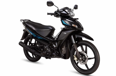 TVS Motor Company launches new TVS NEO NX in Mali, Africa