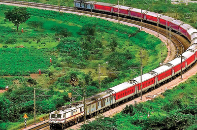 Indian Railways well poised to scale up its Green Mission