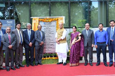 Raksha Mantri inaugurates Engineers Conclave (2019), Product Development & Innovation Centre of BEL