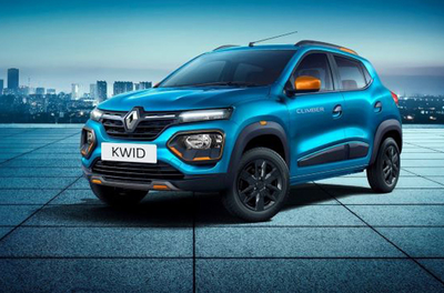 Renault launches the all-new KWID
