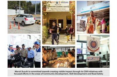 Maruti Suzuki invests Rs 154 crore towards CSR initiatives in FY 2018-19