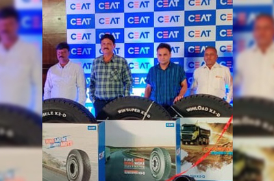 CEAT launches the X3 series tyres for trucks in India