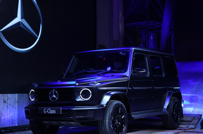 Mercedes-Benz launches G-Class in India with G350d