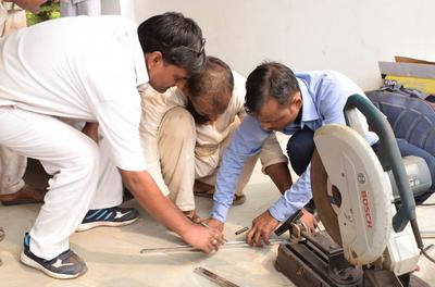 Jindal Stainless organises fabrication workshop for Varanasi Central Jail inmates