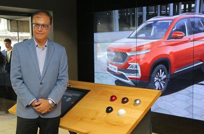MG Motor India opens first Digital Studio