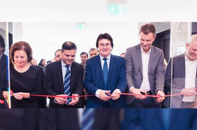 Tech Mahindra inaugurates Development Center in Romania