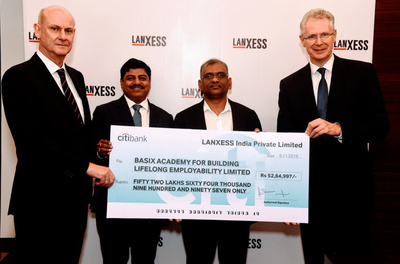 LANXESS India opens a skill development centre in Thane
