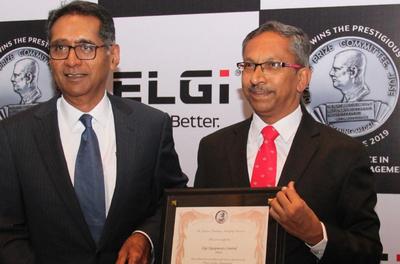 Elgi Equipments wins Deming Prize