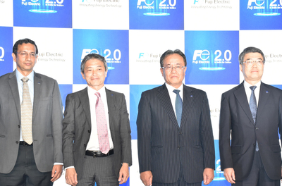 Fuji Electric announces India 2.0 plan – In India for India+