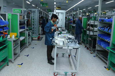 Schneider Electric opens its second smart factory in India