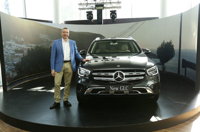 Mercedes-Benz India launches new generation GLC