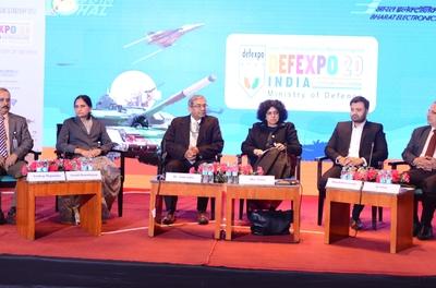BEL, HAL organise roadshow in Delhi