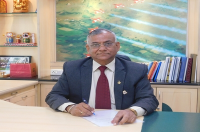 Alok Verma takes-over as Director - HR at HAL