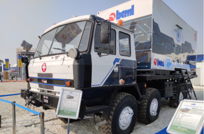 BEML launches latest products at DefExpo 2020