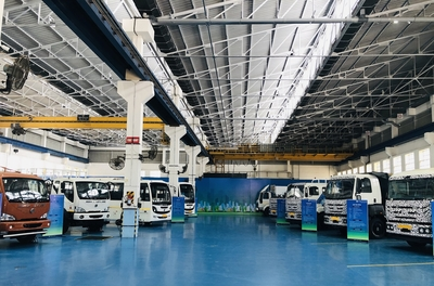 Ashok Leyland Q3 FY '20 revenues at Rs. 4016 Cr