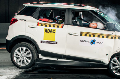 Mahindra's XUV300: First Indian car receive Global NCAP's 'Safer Choice' award