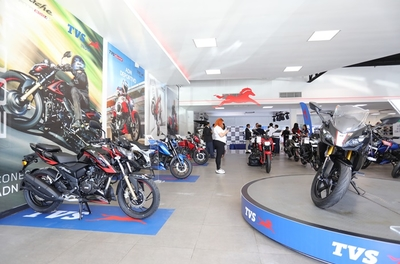TVS Motor Company partners with Motomundo SA for Honduras
