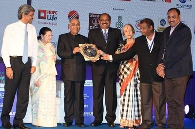 Grasim Industries wins Golden Peacock Award for CSR