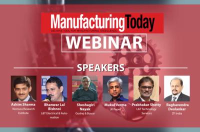 WEBINAR | Practical approach towards automation and robotics | Manufacturing Today India