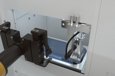 New modules for cleaning and laser marking of tools