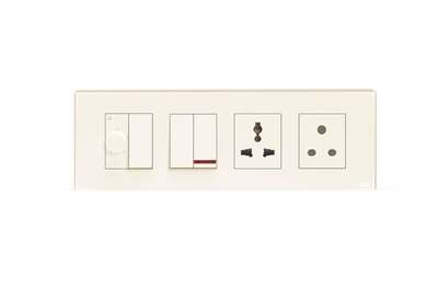 ABB launches anti-bacterial switches and sockets