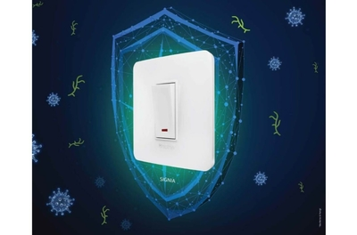 Havells India launches anti-bacterial and anti-fungal switches