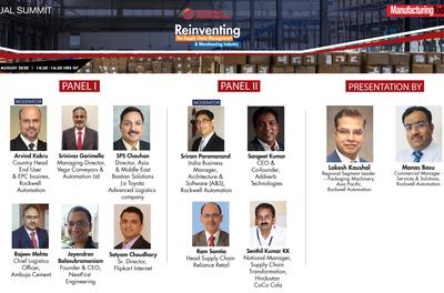 WEBINAR - Reinventing The Supply Chain Management & Warehousing Industry