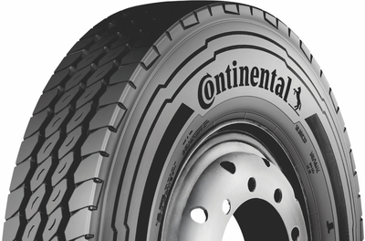 Continental's all-wheel 10.00R20 hybrid CHA2 commercial vehicles tyres introduced in India
