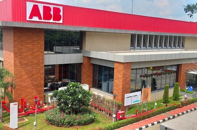 ABB factory in India wins gold certification for sustainability and eco-efficiency