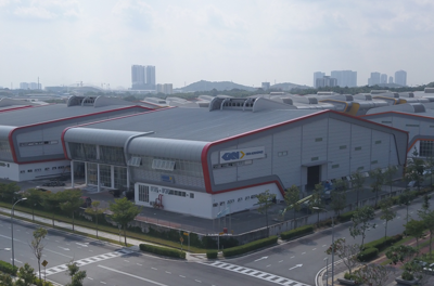 GKN Aerospace starts shipping engine components from new facility in Johor, Malaysia