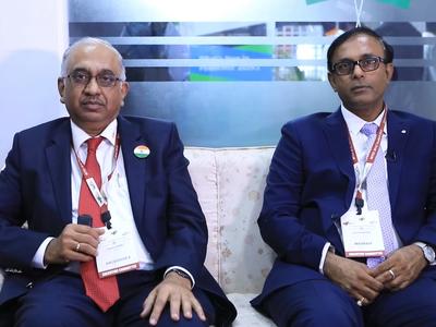 Ravi Raghavan  & Praful Shende from Bharat Fritz Werner spoke to Manufacturing Today at IMTEX