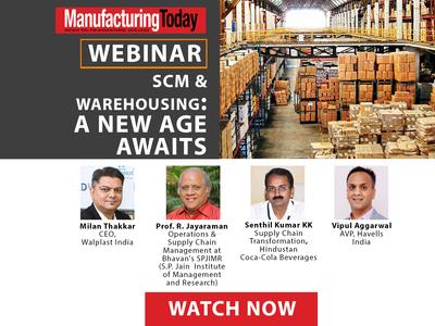 Webinar: Supply Chain Management – New Age Awaits