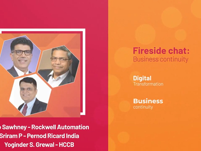 Synopsis of FMCG Virtual Summit by Rockwell Automation