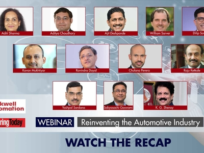 Virtual Summit: Reinventing the Automotive Industry | Manufacturing Today