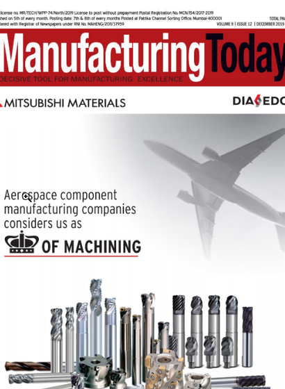 Manufacturing Today December  2019