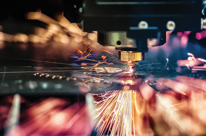 Automotive sector is driving the laser cutting market
