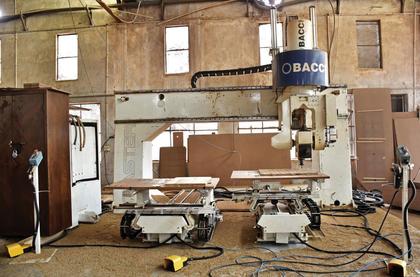 Machine matters for high-speed machining