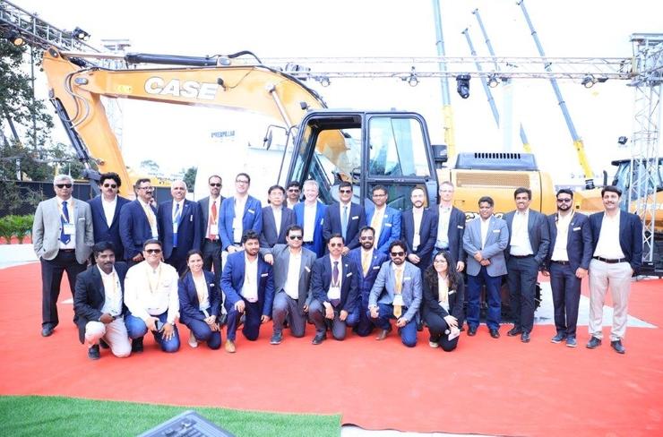 CASE India launches new excavator