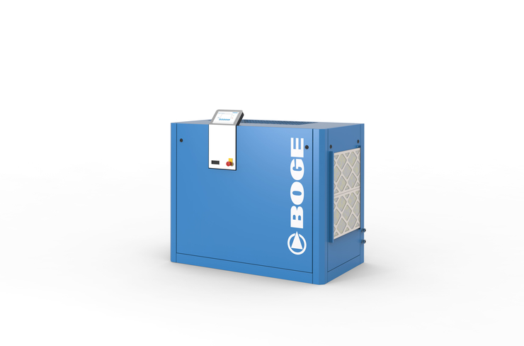 BOGE introduces new generation of its screw compressors