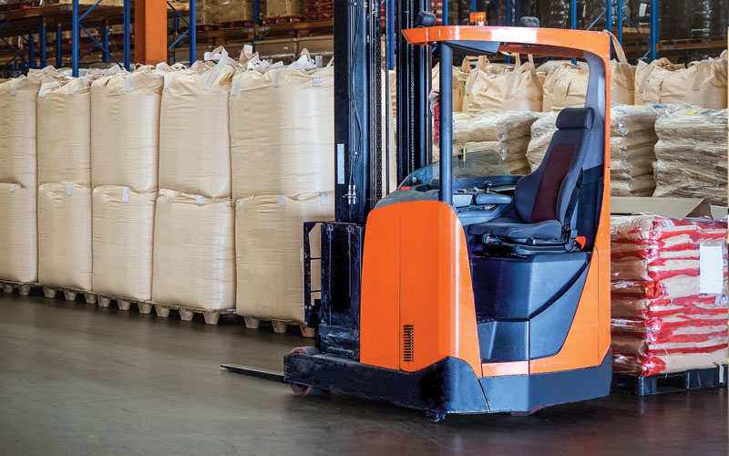 Material Handling, Features