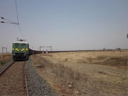 ABB, Bangalore, Electric locomotive, Indian Railways, Sanjeev Sharma, Traction equipment, Ulrich Spiesshofer, Varanasi, Automation, Heavy engineering, News