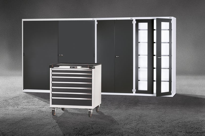 Cabinet, Garrant, GridLine, Hoffma, Tools, Machine Tools/CNC, News, Tools - Features